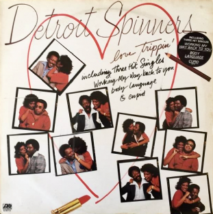 Detroit Spinners ‎- Love Trippin' (LP) (VG-EX/G)